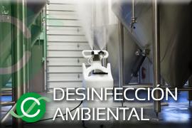 Desinfección Ambiental Cristian Servicio Integral